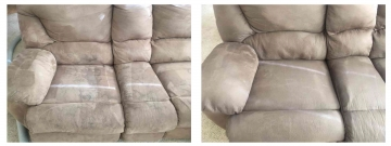 Upholstery Cleaning | Soil & Stain Removal